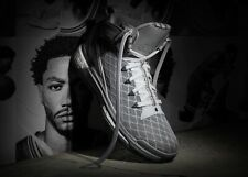 Adidas Mens D Rose 6 Boost Basketball Shoes Trainers Grey S85532 UK 13 to 15