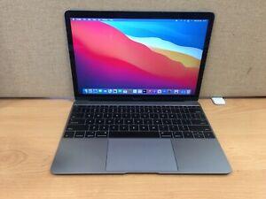 "Apple MacBook 12"" 1.10GHz Intel core M, 8GB Ram, 256GB SSD, Year 2015 (M62)"