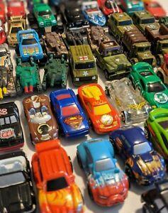 CHOOSE: 1986-2002 Micro Vehicles * Hot Wheels Matchbox Nasta Mega Force +