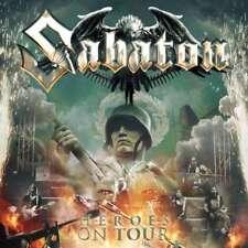 Sabaton - Heroes en tournée NOUVEAU CD
