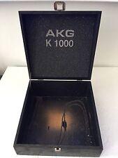 Original Holzbox Für AKG K1000