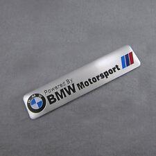 3D Aluminium Motorsport Logo Decal Badge Sticker Emblem fit for BMW G008 M3/4 M5