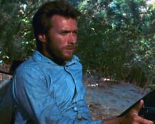 CLINT EASTWOOD RARE NEW! PHOTO YGH 31