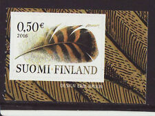 Finland 2016 MNH -Feather - Birds - set of one stamp