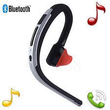 2pcs Bluetooth Headset Earphone Wireless Headphones Sweatproof Earbud With Mic
