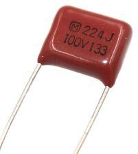 0.22uF ±5%, 1000V Panasonic, Metallized Polyester Film Capacitor,