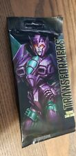 Transformers TCG SDCC 2018 Cliffjumper And Slipstream Sealed