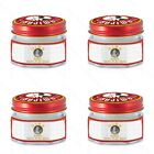 4 x 40g Thai White Siang Pure Balm Relief Muscle Pain Relieve Massage Dizziness