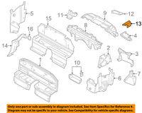 AUDI OEM 08-12 R8 Heat Shields-Rear-Heat Shield Right 420825708