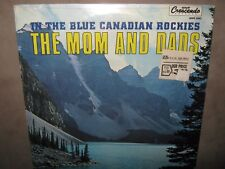 MOM AND DADS In The Blue Canadian Rockies RARE SEALED New Vinyl LP 1972 GNPS2063