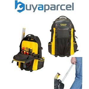 Stanley STA179215 Fatmax Wheeled Backpack Rucksack Tool Bag on Wheels 1-79-215