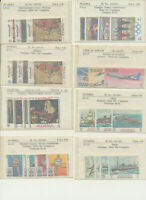 Topical Mint Sets Lot 15 Different from Old time Approval Company .