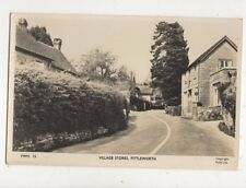 Village Stores Fittleworth Vintage RP Postcard 844a
