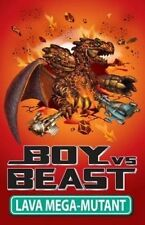 Boy Vs Beast Lava Mega Mutant #13 by Mac Park New Book (Reluctant)