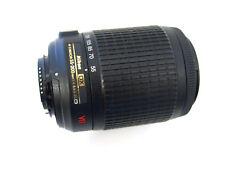 Excellent Nikon Nikkor 55-200mm f/4.0-5.6 AF-S ED VR DX SWM VR ED Lens with Hood