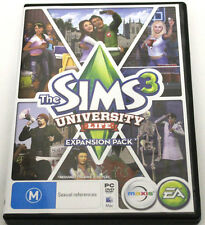 The Sims 3 - University Life (Rated M) - PC MAC