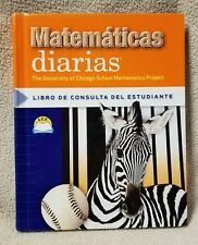 MATEMATICAS DIARIAS Spanish Language EVERYDAY MATHEMATICS Elementary Text 2008