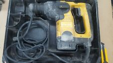 Dewalt D25303  SDS-Plus Rotay Hammer Drill with case 120v portable
