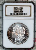 * 1879-S * MS64 PL NGC * PROOF-LIKE MORGAN SILVER DOLLAR * SUPERB EYE APPEAL *