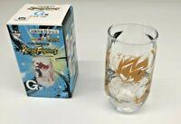 SSJ GOKU BANDAI SPIRITS Ichiban Kuji DRAGON BALL Rising Fighters Glass