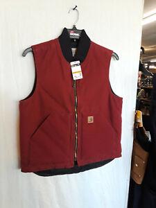 Carhartt mens vest 101219-640  size   medium