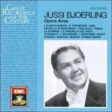 Jussi Bjorling, Umberto Giordano, Jussi Bjoerling: Opera Arias Great Recordings