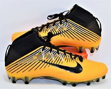 Nike Vapor Untouchable 2 Black Gold Steelers Football Cleat Sz 14 New 835646 725