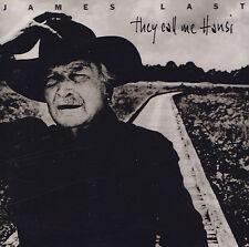 JAMES LAST - CD - THEY CALL ME HANSI  ( Neu )
