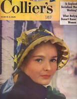 1949 Colliers Mar 5 -Sax Rohmer; Roy Acuff; Aw Boon Haw