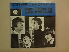 """BEATLES:We Can Work It Out 2:10-Day Tripper 2:47-Holland 7"""" Parlophone R5389 PSL"""