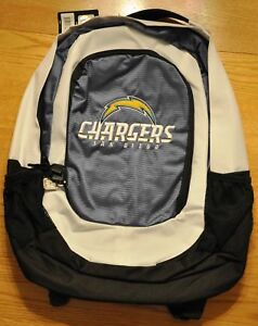 San Diego Chargers Back Pack BackPack NEW Book Bag