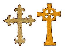 Sizzix Bigz Ornate Crosses die #658245 Retail $19.99 AWESOME, Tim Holtz!!!