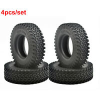 "98MM Rock Crawler Tire Tyre for RC 1/10 Crawler Axial SCX10 D90 1.9"" Wheel Tires"