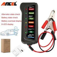 Automotive 12V Car Battery Load Tester Analyzer 12 Volt Car Diagnostic Test Tool