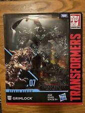 Hasbro Transformers Studio Series 07 Leader Class Movie 4 Grimlock Action Figure