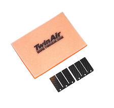 Aprilia RS 125 Luftfilter Twin Air + passende Carbon Membrane