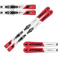 Atomic Redster XR Fr 142cm + Litio 10 Aw Attacchi All Mountain Luce Woodcore