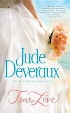 TRUE LOVE JUDE DEVERAUX  HARDCOVER LARGE PRINT EDITION  NEW
