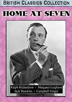 HOME AT SEVEN - DVD - Region Free - Sealed