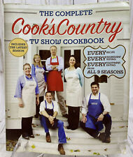 The Complete Cooks Country TV Show Cookbook Every Recipe Ingredient Equipment