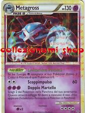METAGROSS - RARA HOLO FOIL 4/95 - FORZE SCATENATE - POKEMON - ITALIANO - GOOD