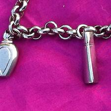 BIJOU PARFUMS -  Bracelet -  Breloques - Charms - Haute Couture - Vintage