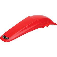 Ufo Guardabarros traseros rojo Guardabarros Trasero Honda CRF 450 R 05-08