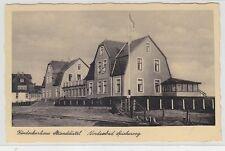 18215 Ak Nordseebad Spiekeroog Kinderkurhaus Stranddistel um 1930