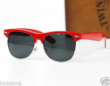 New Unisex Vintage Retro classics Sunglasses UV400