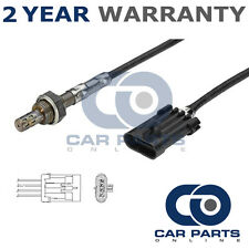 FOR OPEL ZAFIRA A 1.6 16V 99-05 X16XEL ENGINE 4 WIRE FRONT LAMBDA OXYGEN SENSOR