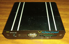 VideoTel - VP70 XD - Industrial Digital Signage Auto Loop / Looping Media Player