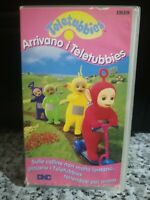 Arrivano i Teletubbies - vhs - 1996 - DnC - F