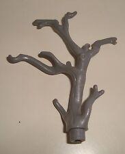 Playmobil Zubehör -  toter Baum mit 5 Ästen - grau - Baum, Geäst, Ast  #07