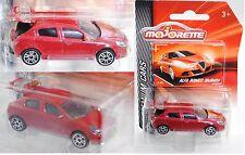 Majorette 212053052 Alfa Romeo Giulietta rot Sammlerflyer ca. 1:58 PREMIUM CARS